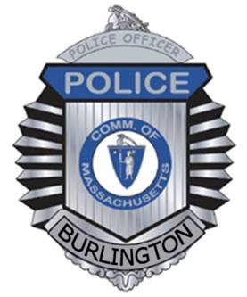 Burlington pd badge